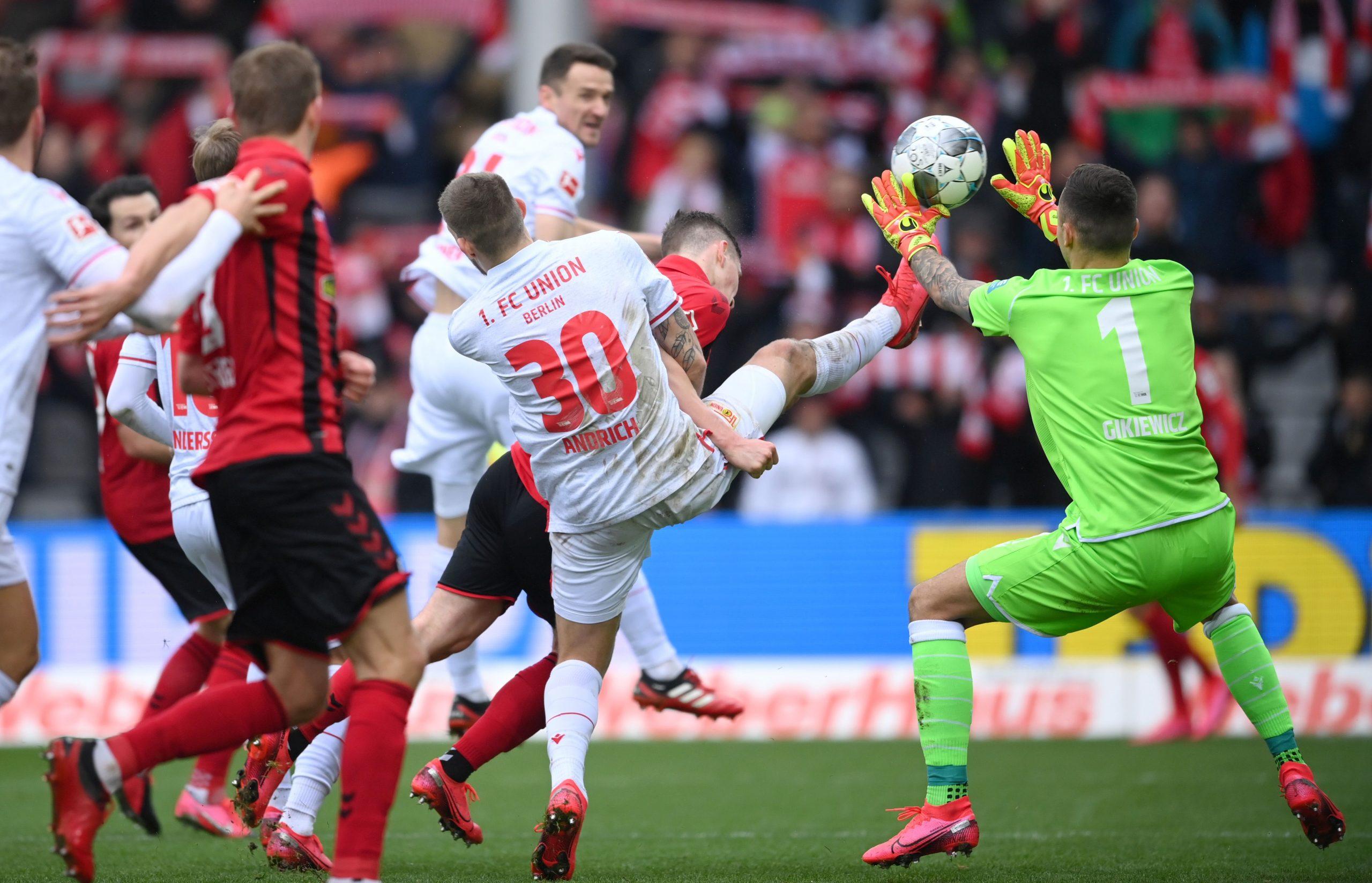 Sallai a forduló válogatottjában és a Germániában • SportTV