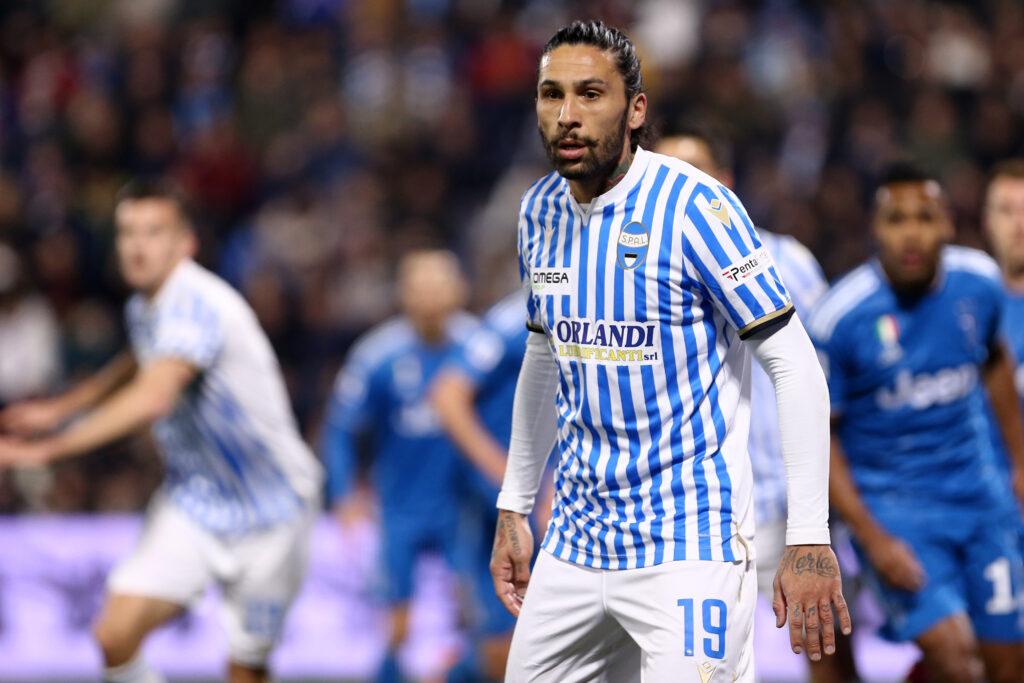 Lucas Castrótól kell tartania leginkább a Monza védőinek. Az argentin csatár korábban a Chievo és a Cagiari sz0beiben 120 mérkpzésn 28 gólt szerzett, ebben az idlnyben ő a SPAL házi gólkirálya 4 találkozón elért 3 találatával (Fotó: Getty Images)